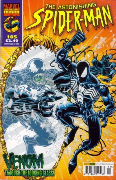 Astonishing Spider-Man Vol 1 105