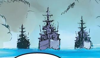 Brazilian Navy (Earth-616)/Gallery