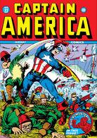 Captain America Comics Vol 1 22