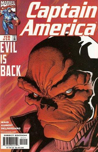 Captain America Vol 3 14