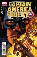 Captain America and Bucky Vol 1 625