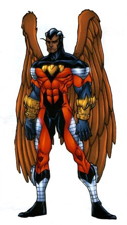 Condor (Bird-People) (Earth-616) from Official Handbook of the Marvel Universe A-Z Update Vol 1 3 001.jpg