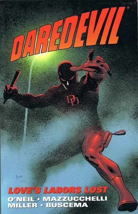 Daredevil: Love's Labors Lost TPB Vol 1 1
