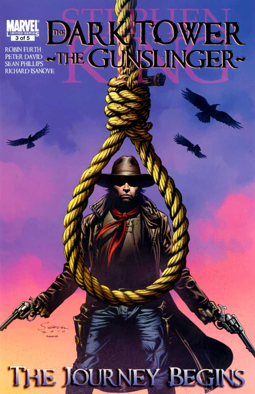 Dark Tower: The Gunslinger - The Journey Begins Vol 1 3
