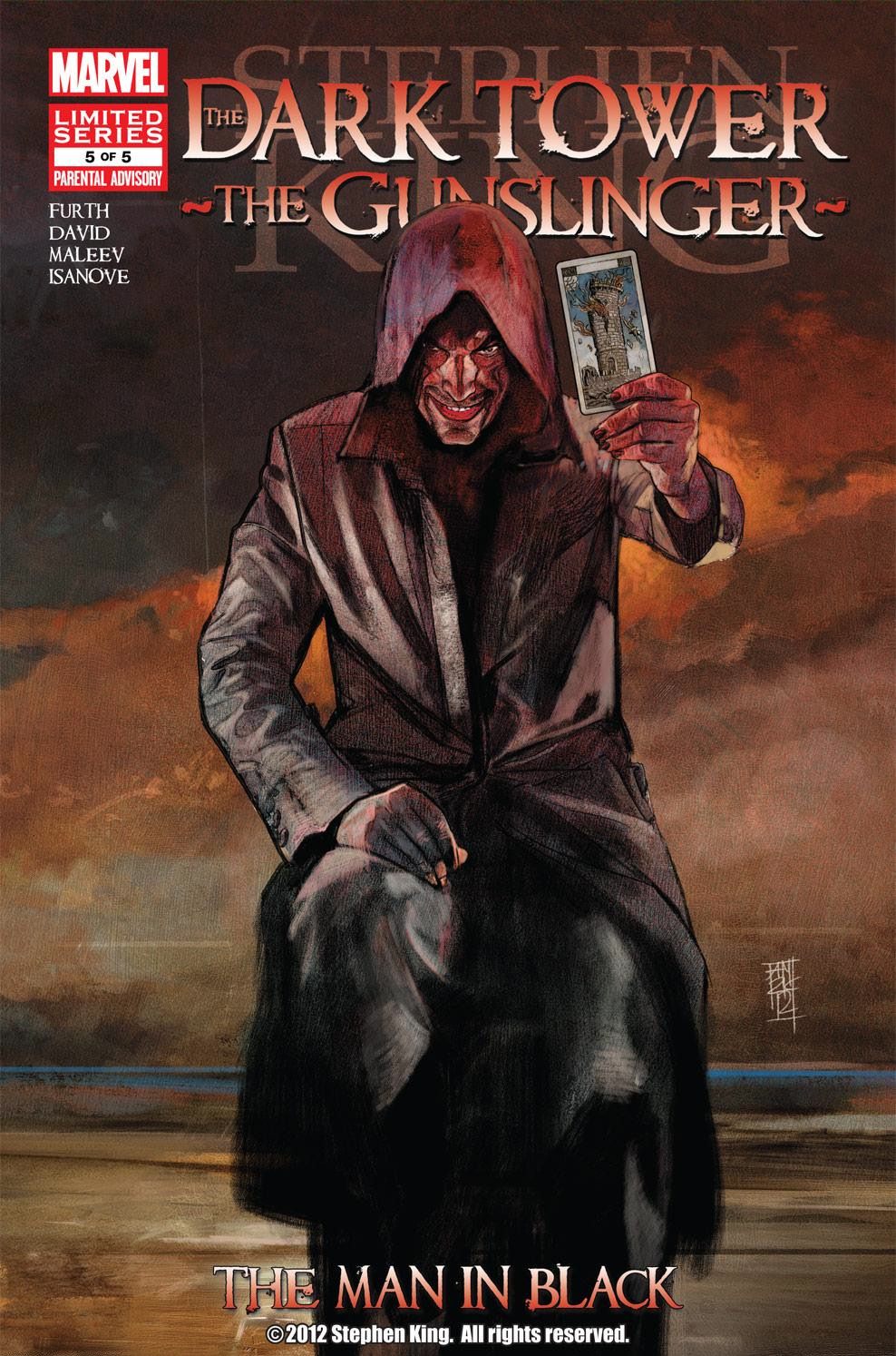 Dark Tower: The Gunslinger - The Man in Black Vol 1 5