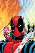 Deadpool Vol 3 5 Textless