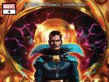 Death of Doctor Strange Vol 1 4