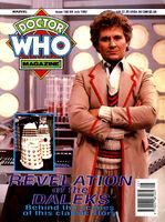 Doctor Who Magazine Vol 1 188