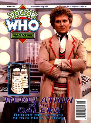 Doctor Who Magazine Vol 1 188.jpg