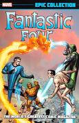 Fantastic Four Epic Collection Vol 1 1