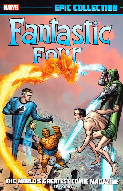 Epic Collection: Fantastic Four Vol 1
