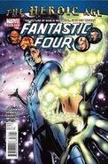 Fantastic Four Vol 1 579