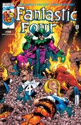 Fantastic Four Vol 3 36