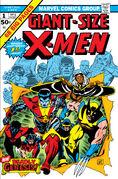 Giant-Size X-Men Vol 1 1