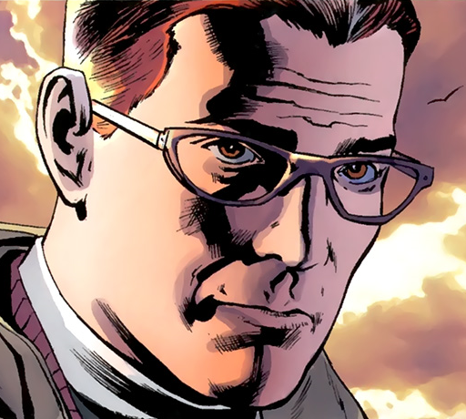 Hamish Richards (Earth-616)