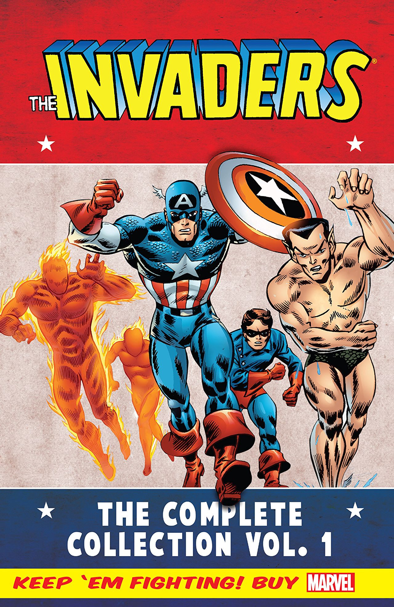 Invaders Classic: The Complete Collection Vol 1 1