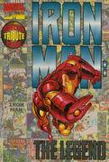 Iron Man The Legend Vol 1 1
