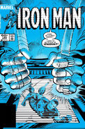 Iron Man Vol 1 180
