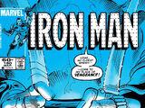 Iron Man Vol 1 180