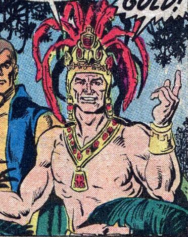 King Chaac (Earth-616)