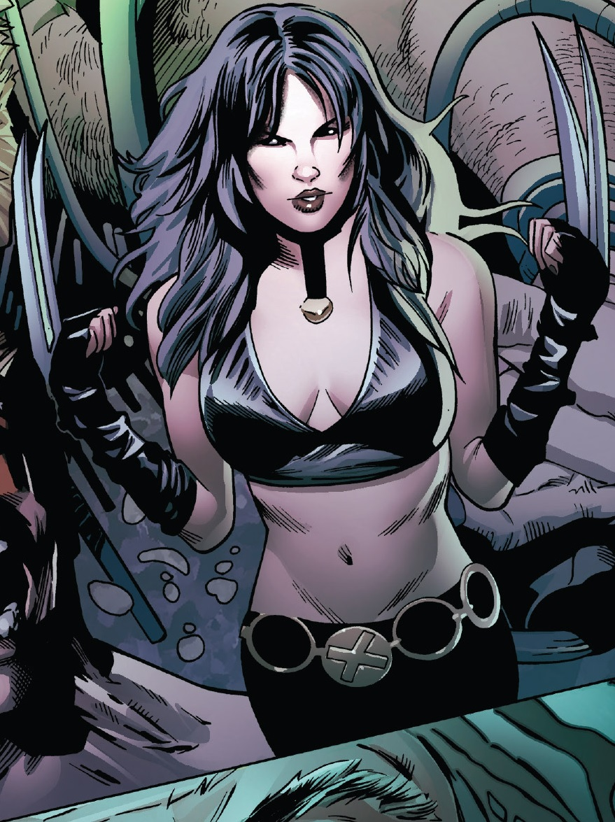 Laura Kinney (Earth-21923)
