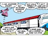 Lightning Force's Train