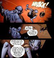 Loki Laufeyson (Earth-616) and Laufey (Earth-616) from Thor Vol 3 12 0001