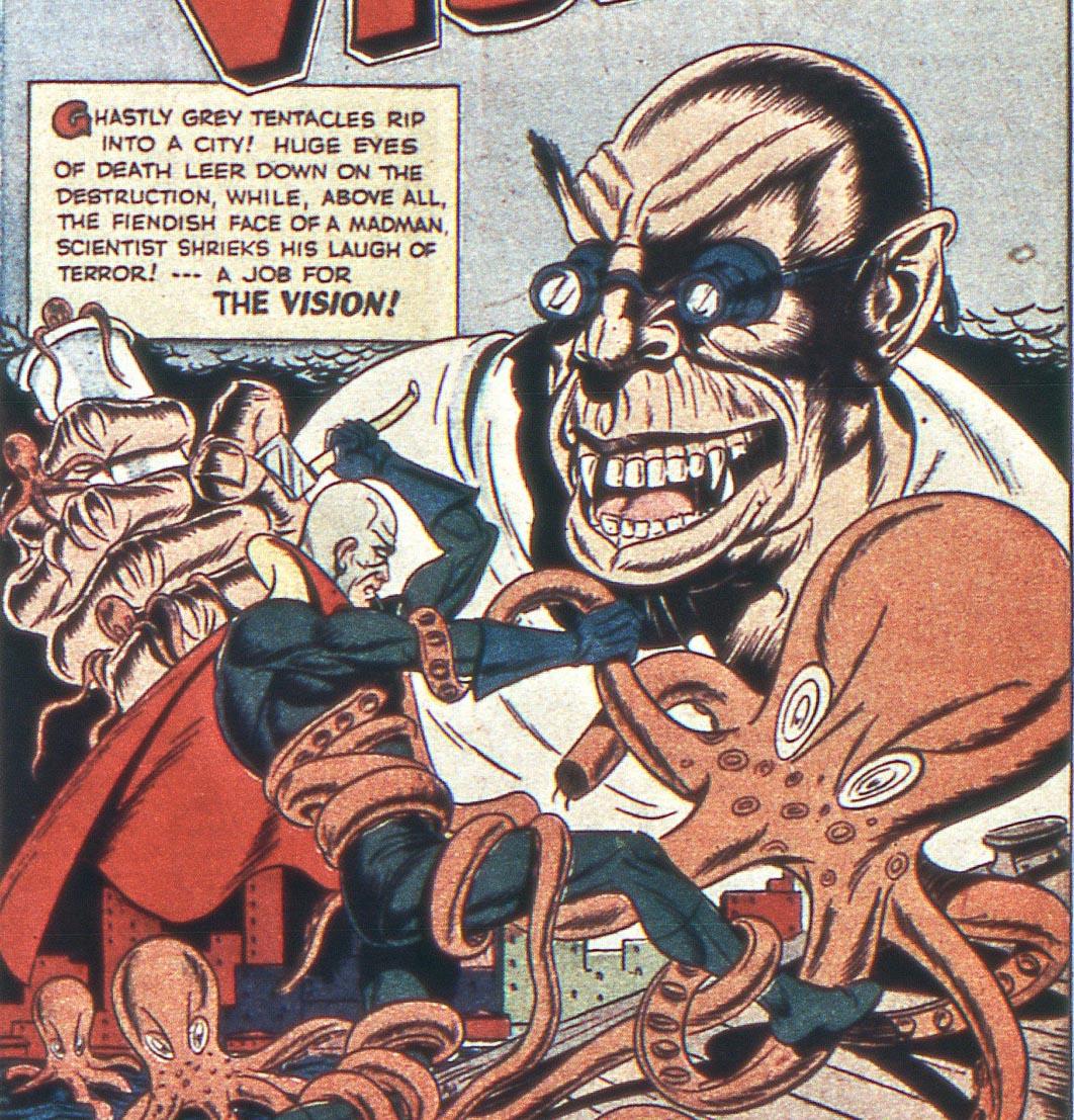 Mad Scientist (Nazi) (Earth-616)