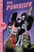 Marvel Mangaverse The Punisher Vol 1 1