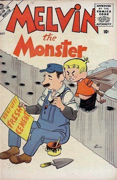 Melvin the Monster Vol 1