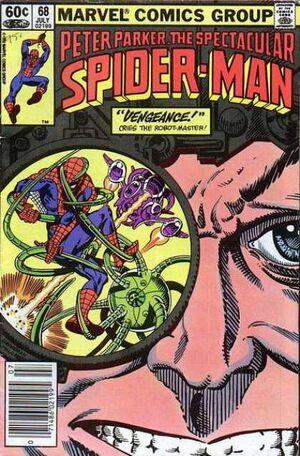 Peter Parker, The Spectacular Spider-Man Vol 1 68.jpg