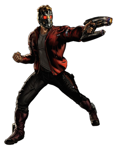 Peter Quill (Earth-12131)
