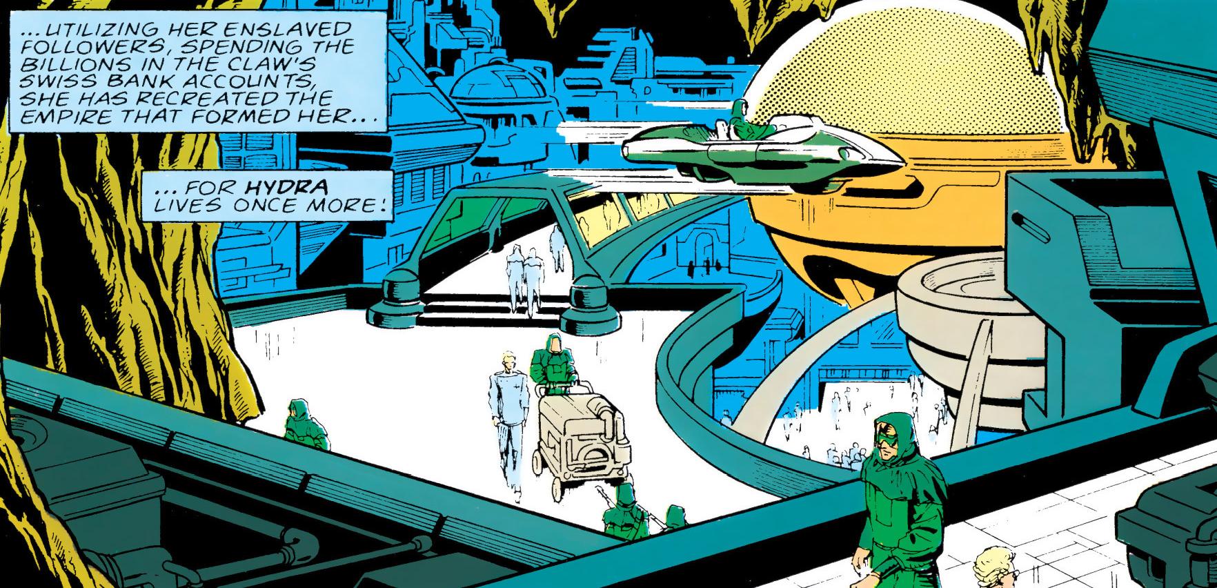 Hydra Base (Plan Chu)
