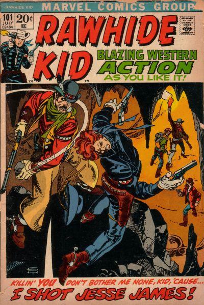 Rawhide Kid Vol 1 101