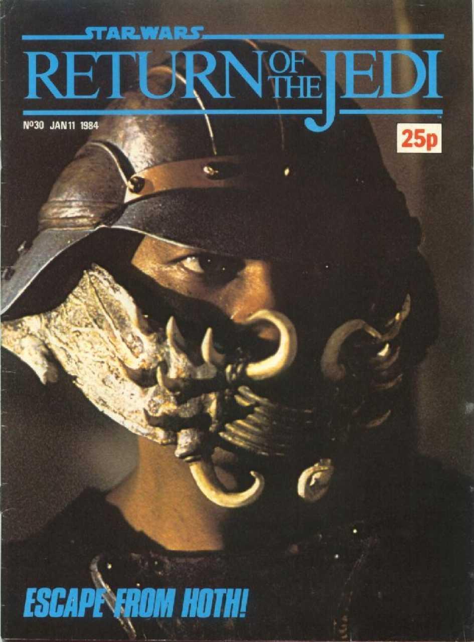 Return of the Jedi Weekly (UK) Vol 1 30