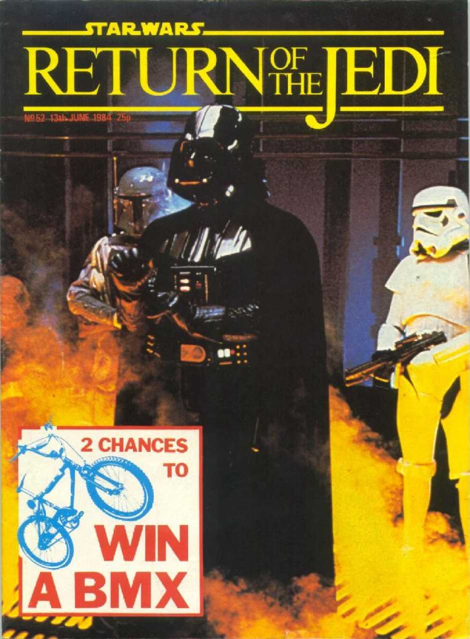 Return of the Jedi Weekly (UK) Vol 1 52