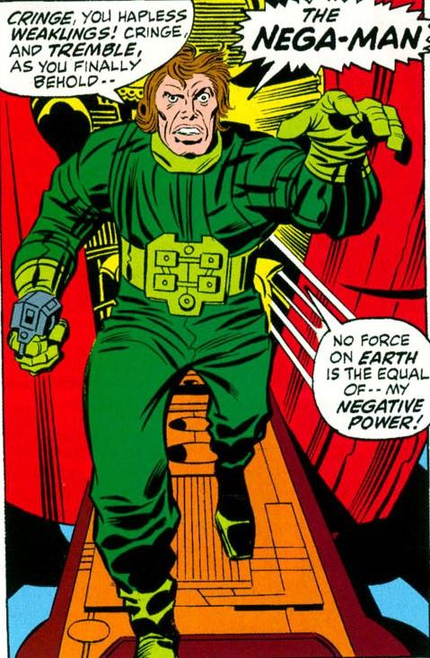 Richard Janus (Earth-616)
