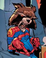 Rocket Raccoon (Earth-616) from Guardians of the Galaxy Vol 6 15 001