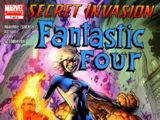 Secret Invasion: Fantastic Four Vol 1 1