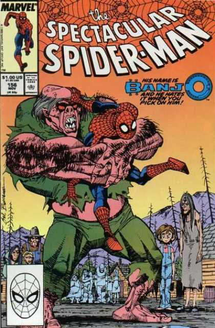 Spectacular Spider-Man Vol 1 156