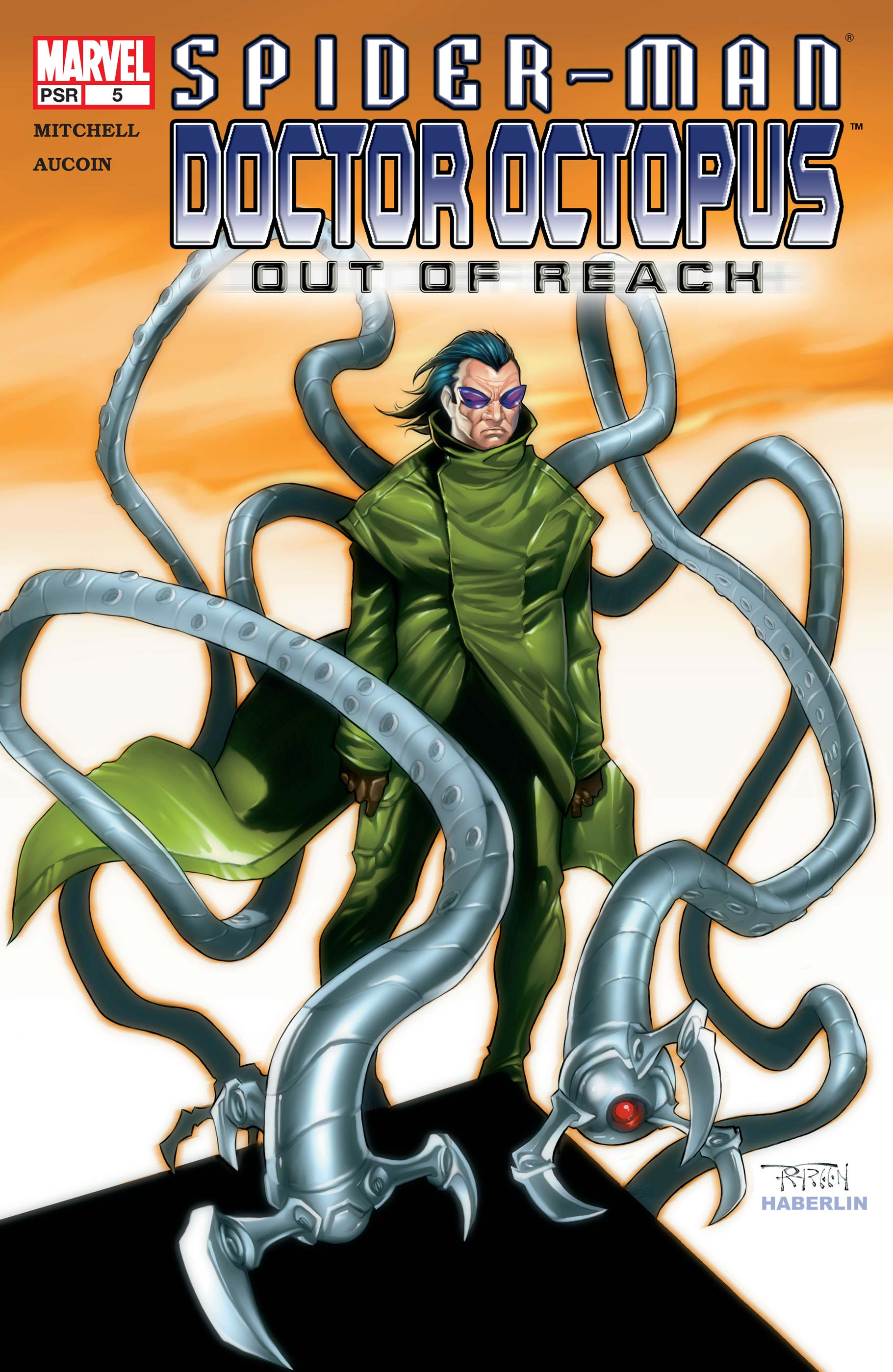Spider-Man/Doctor Octopus: Out of Reach Vol 1 5