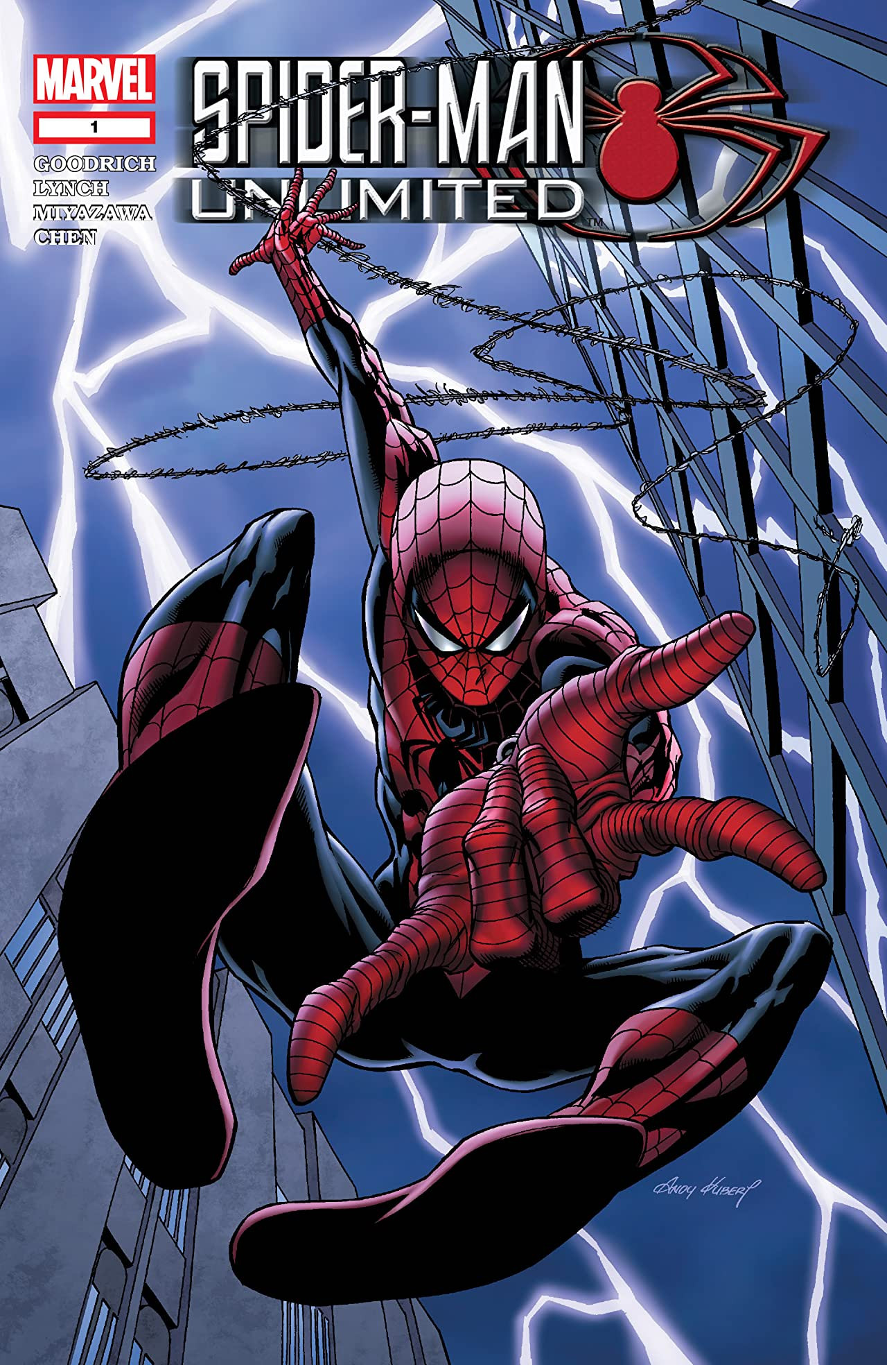 Spider-Man Unlimited Vol 3 1