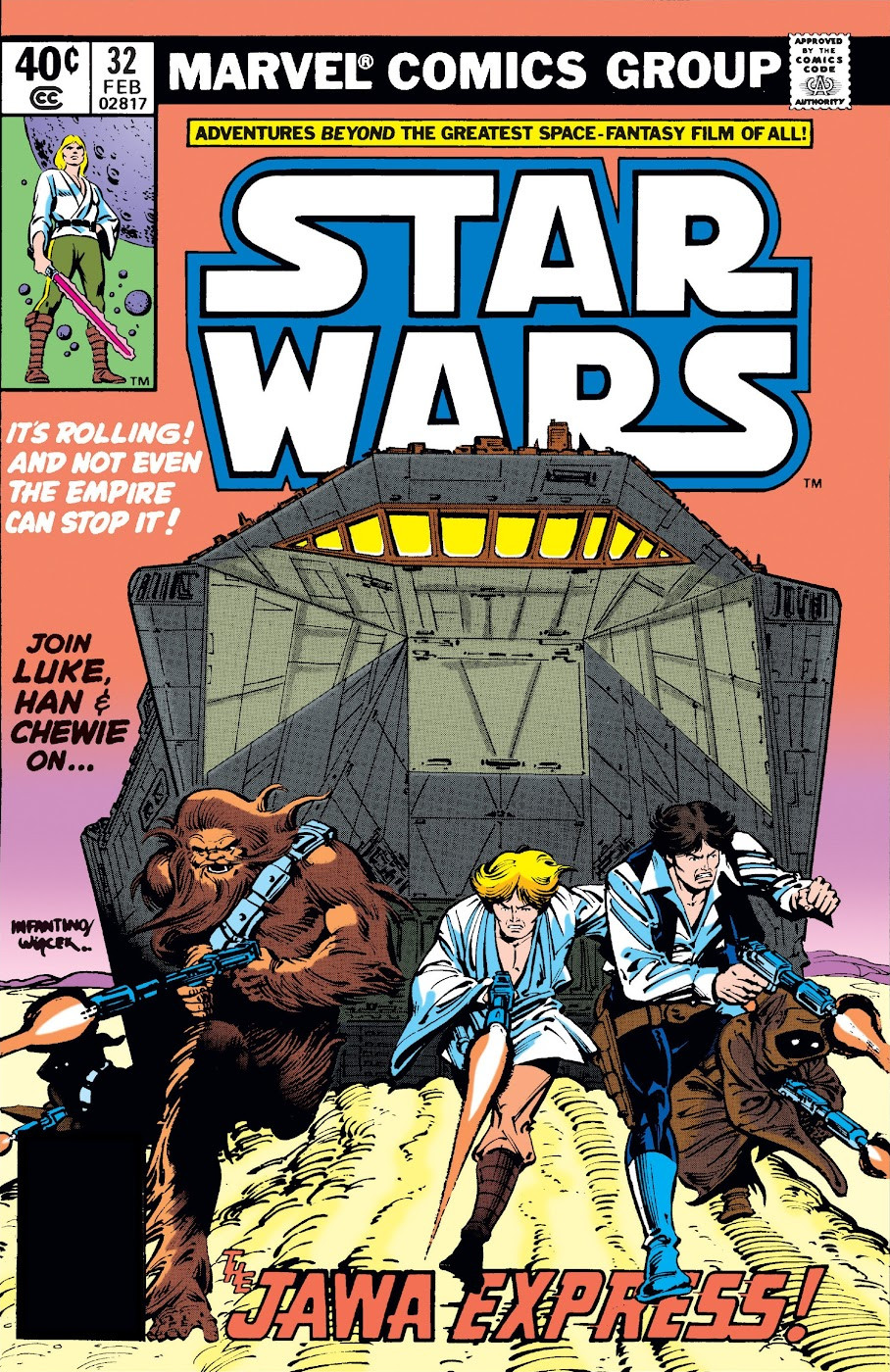 Star Wars Vol 1 32