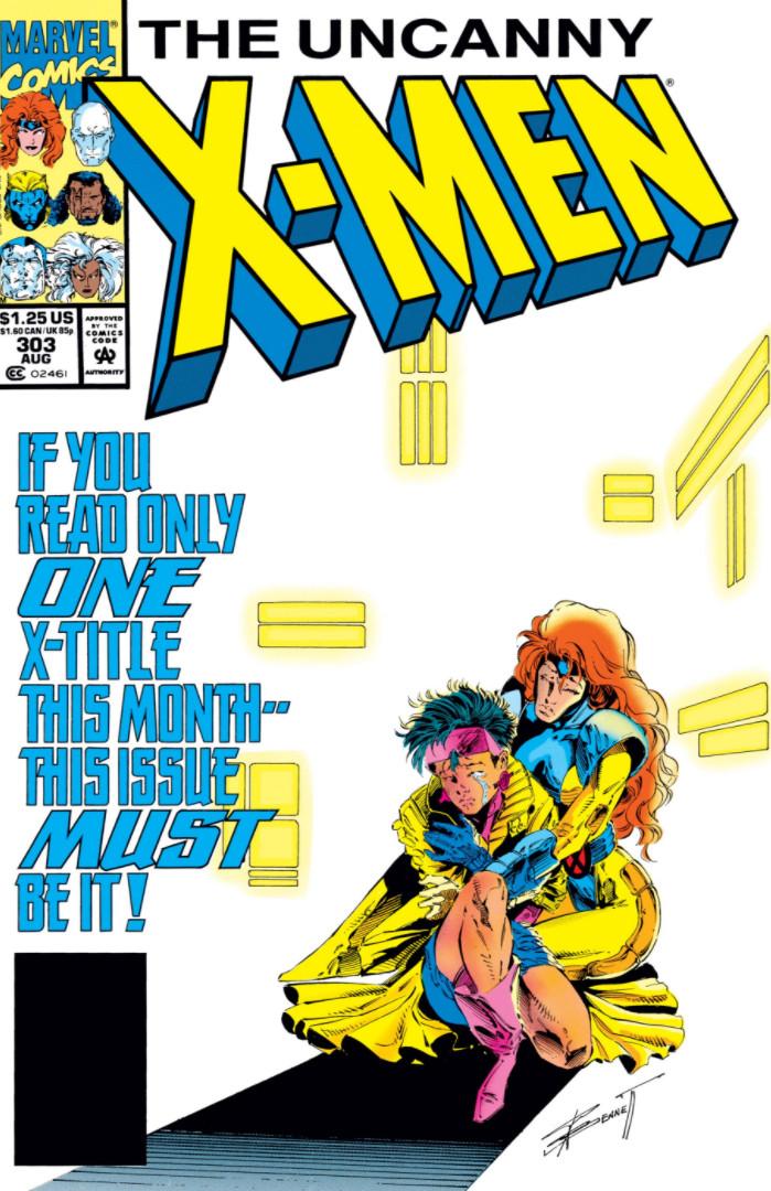 Uncanny X-Men Vol 1 303