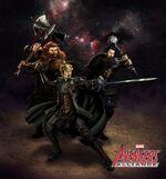 Warriors Three (Earth-12131)