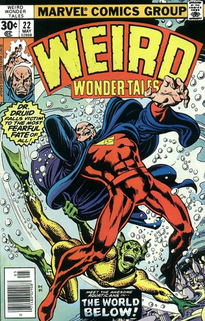 Weird Wonder Tales Vol 1 22