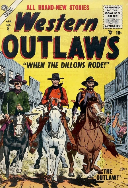 Western Outlaws Vol 1 8