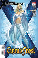X-Men Black - Emma Frost Vol 1 1