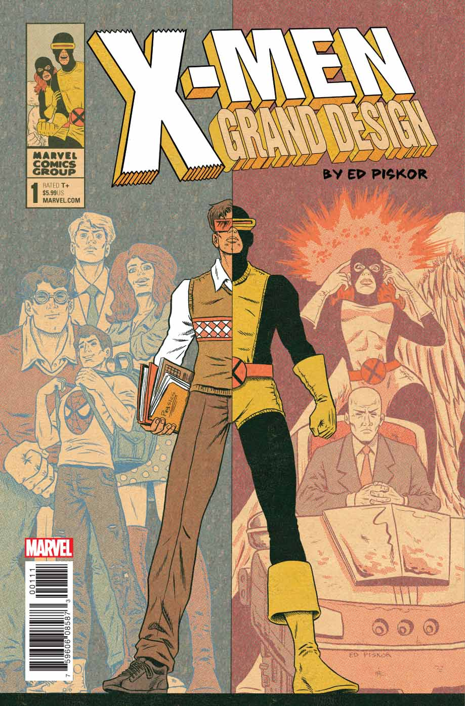X-Men: Grand Design Vol 1 1