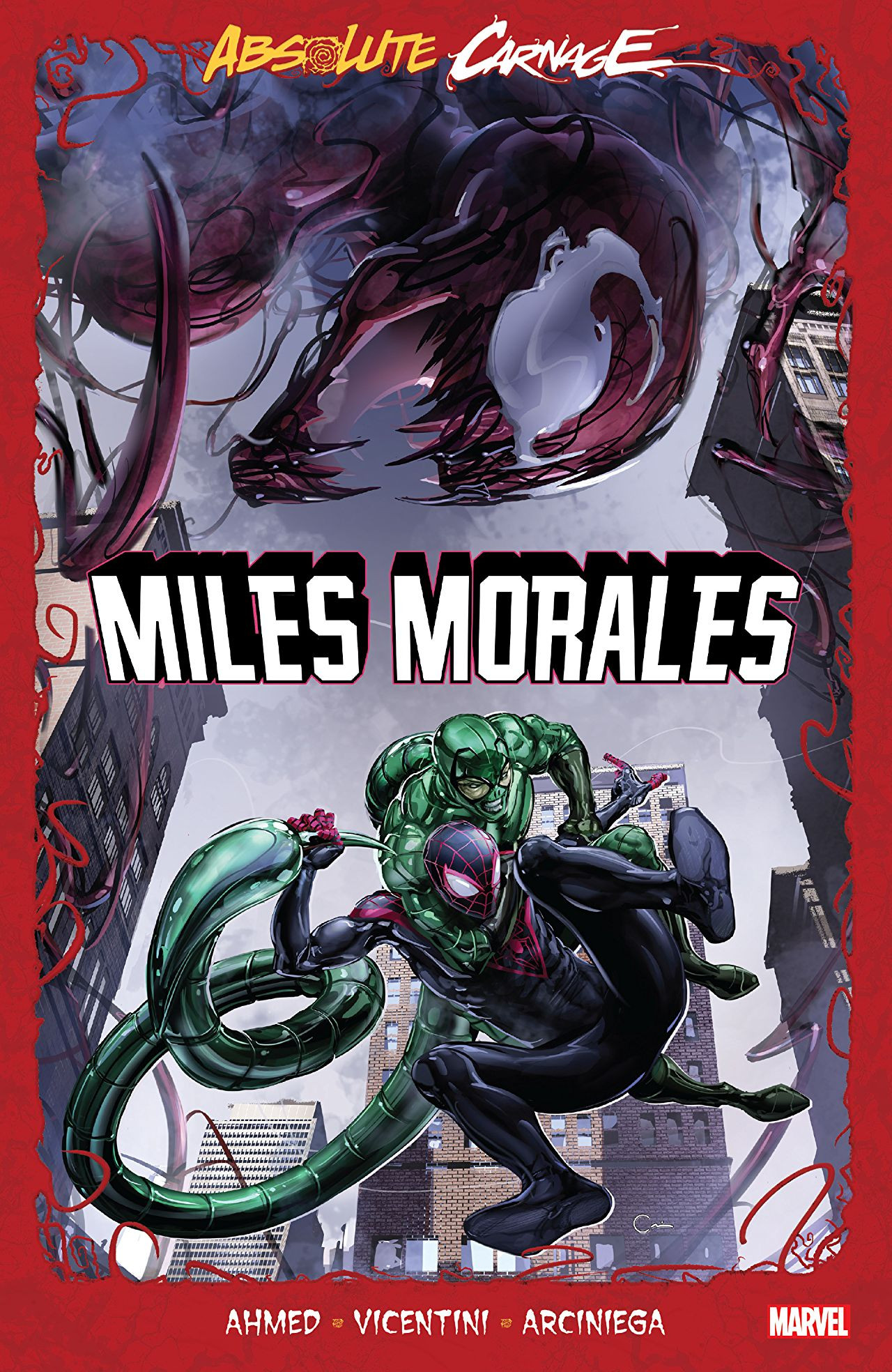 Absolute Carnage: Miles Morales TPB Vol 1